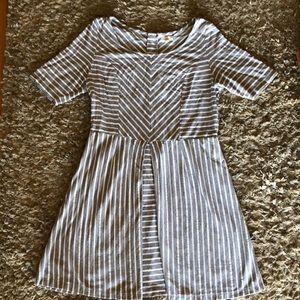 Maison Jules from Macy's A Line Dress